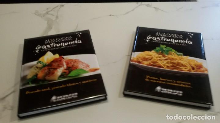 Libros antiguos: Alta cocina internacional - Foto 3 - 165509890