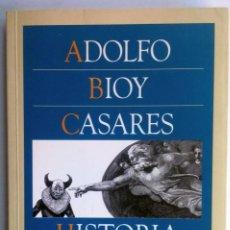 Libros antiguos: LIBRO HISTORIA PRODIGIOSA, DE BIOY CASARES CON FIRMA DEL AUTOR. Lote 165546606