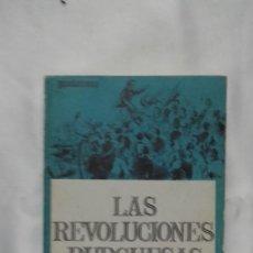 Libri antichi: LAS REVOLUCIONES BURGUESAS - ERIC J. HOBSBAWM. Lote 165560466