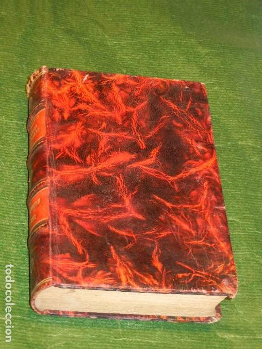 ZUMALACARREGUI - 1898 1A.EDICION, MENDIZABAL - 1929, DE BENITO PEREZ GALDOS EN UN VOLUMEN EN PIEL (Libros antiguos (hasta 1936), raros y curiosos - Literatura - Narrativa - Otros)