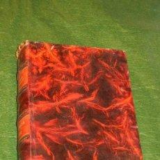 Libros antiguos: ZUMALACARREGUI - 1898 1A.EDICION, MENDIZABAL - 1929, DE BENITO PEREZ GALDOS EN UN VOLUMEN EN PIEL. Lote 165601298