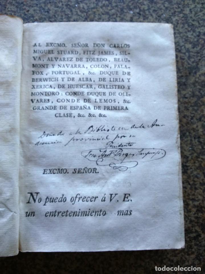 Libros antiguos: DISCURSOS MORALES, POLITICOS E HISTORICOS INEDITOS DE DON ANTONIO DE HERRERA - TOMO 1 -- 1804 -- - Foto 2 - 165652110