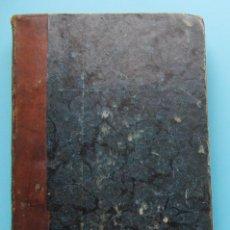 Libros antiguos: LOS CIEN PROVERBIOS O LA SABIDURIA DE LAS NACIONES. F. VILLABRILLE. TIP DE PAULA MELLADO, MADRID S/F. Lote 165655194