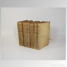 Libros antiguos: OBRAS DE QUEVEDO (IBARRA 1772). Lote 165667446