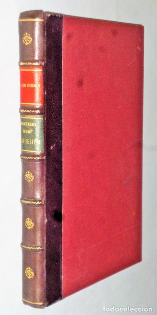 DISCURSOS SERIO-IOCOSOS SOBRE EL AGUA DE LA VIDA (Libros Antiguos, Raros y Curiosos - Literatura - Otros)
