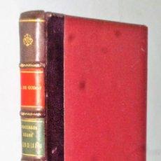 Libros antiguos: DISCURSOS SERIO-IOCOSOS SOBRE EL AGUA DE LA VIDA. Lote 165737530