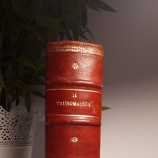 Libros antiguos: LA TAUROMAQUIA. GUERRITA 1896. Lote 165800073