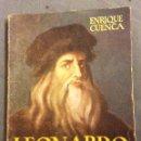 Libros antiguos: MINILIBRO ENCICLOPEDIA PULGA. N- 4. LEONARDO DA VINCI. ENRIQUE CUENCA.. Lote 165801082