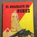 Libros antiguos: MINILIBRO ENCICLOPEDIA PULGA. N- 75. EL BRAZALETE DE RUBIES. A. KUPRIN.. Lote 165801218