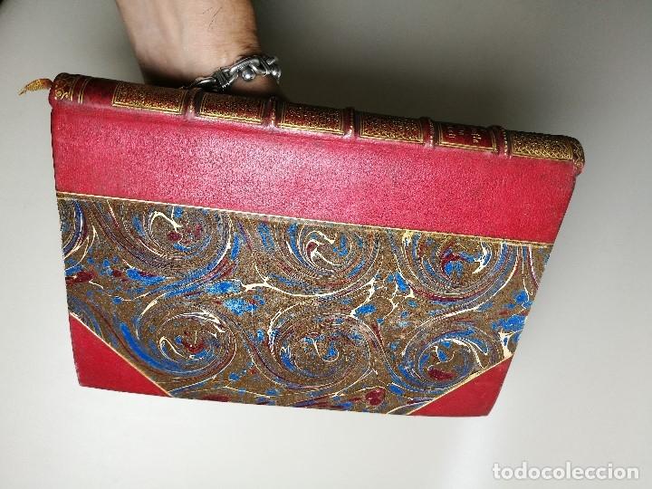 Libros antiguos: BIBLIOGRAFIA DEN MANUEL MILA I FONTANALS -J. ROIG ROQUE,1913 DEDICADO A Ramon Picó i Campanar - Foto 2 - 165822682