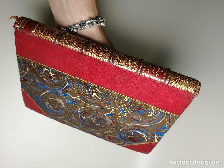 Libros antiguos: BIBLIOGRAFIA DEN MANUEL MILA I FONTANALS -J. ROIG ROQUE,1913 DEDICADO A Ramon Picó i Campanar - Foto 4 - 165822682