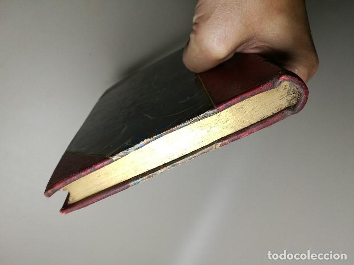 Libros antiguos: BIBLIOGRAFIA DEN MANUEL MILA I FONTANALS -J. ROIG ROQUE,1913 DEDICADO A Ramon Picó i Campanar - Foto 15 - 165822682
