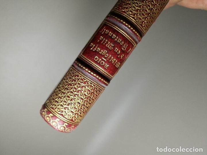 Libros antiguos: BIBLIOGRAFIA DEN MANUEL MILA I FONTANALS -J. ROIG ROQUE,1913 DEDICADO A Ramon Picó i Campanar - Foto 21 - 165822682