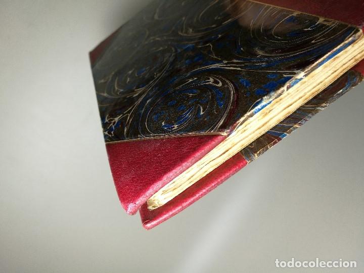 Libros antiguos: BIBLIOGRAFIA DEN MANUEL MILA I FONTANALS -J. ROIG ROQUE,1913 DEDICADO A Ramon Picó i Campanar - Foto 20 - 165822682