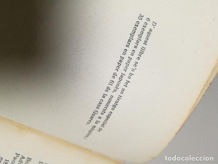 Libros antiguos: BIBLIOGRAFIA DEN MANUEL MILA I FONTANALS -J. ROIG ROQUE,1913 DEDICADO A Ramon Picó i Campanar - Foto 33 - 165822682