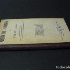 Libros antiguos: 1903 AGENDA DEL TOPOGRAFO JOSÉ DE ELOLA. Lote 165825278