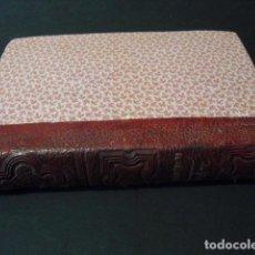 Libros antiguos: 1856 EL ARQUITECTO PRACTICO, CIVIL, MILITAR Y AGRIMENSOR DON ANTONIO PLO Y CAMÍN. Lote 165831690