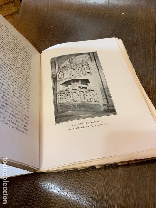 Libros antiguos: Nomenclator historico de las iglesias de Gerona. Monsalvatje. 1908. Ejemplar bibliofilos. 349pags - Foto 2 - 165840690