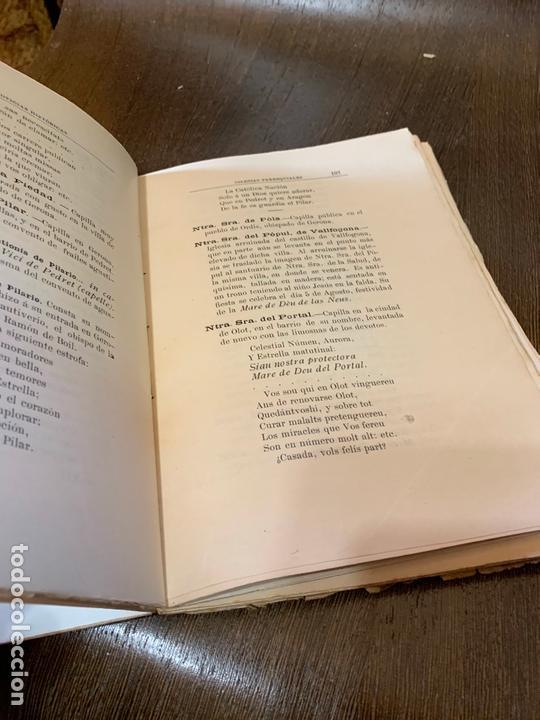 Libros antiguos: Nomenclator historico de las iglesias de Gerona. Monsalvatje. 1908. Ejemplar bibliofilos. 349pags - Foto 8 - 165840690