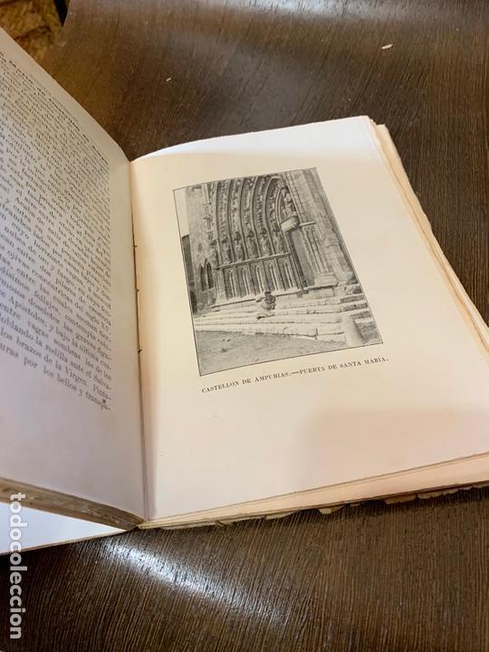 Libros antiguos: Nomenclator historico de las iglesias de Gerona. Monsalvatje. 1908. Ejemplar bibliofilos. 349pags - Foto 9 - 165840690