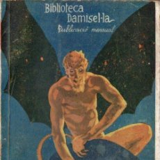 Libros antiguos: CLOVIS EIMERIC : LA CUA DEL DIABLE (DAMISEL.LA, C. 1935) CATALÀ. Lote 165864970