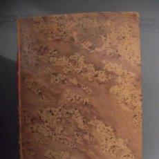 Libros antiguos: CULTURA Y COSTUMBRES DEL PUEBLO ESPAÑOL DE LOS SIGLOS XVI Y XVII - PFANDL. Lote 165901394
