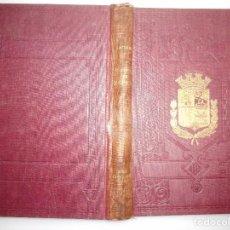 Libros antiguos: DON MODESTO LAFUENTE HISTORIA GENERAL DE ESPAÑA(TOMO IV)EDAD MEDIA TOMO II Y94238. Lote 165967022