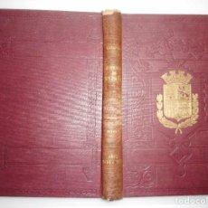 Libros antiguos: DON MODESTO LAFUENTE HISTORIA GENERAL DE ESPAÑA(TOMO VII)EDAD MEDIA LIBRO IV Y94239. Lote 165967142
