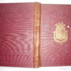 Libros antiguos: DON MODESTO LAFUENTE HISTORIA GENERAL DE ESPAÑA(TOMO VI)EDAD MEDIA LIBRO III Y94240. Lote 165967258
