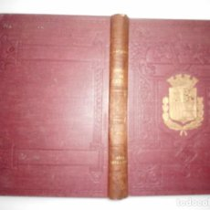 Libros antiguos: DON MODESTO LAFUENTE HISTORIA GENERAL DE ESPAÑA(TOMO V)EDAD MEDIA LIBRO III Y94241. Lote 165967406
