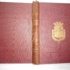Libros antiguos: DON MODESTO LAFUENTE HISTORIA GENERAL DE ESPAÑA(TOMO I)EDAD MEDIA LIBRO I Y94242. Lote 165967558