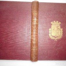Libros antiguos: DON MODESTO LAFUENTE HISTORIA GENERAL DE ESPAÑA(TOMO XVIII)EDAD MODERNA LIBRO X Y94243. Lote 165967706
