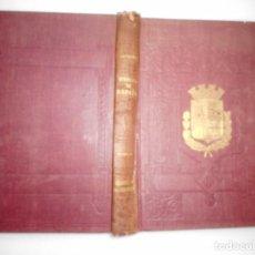 Libros antiguos: DON MODESTO LAFUENTE HISTORIA GENERAL DE ESPAÑA(TOMO XXV)ISABEL II LIBRO XIV Y94245. Lote 165968038