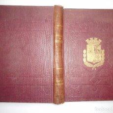 Libros antiguos: DON MODESTO LAFUENTE HISTORIA GENERAL DE ESPAÑA(TOMO XXII)ISABEL II LIBRO X Y94246 . Lote 165968234