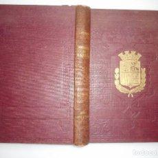 Libros antiguos: DON MODESTO LAFUENTE HISTORIA GENERAL DE ESPAÑA(TOMO XVI)AÑOS 1800 A 1809 LIBRO IX Y94252 . Lote 165969394