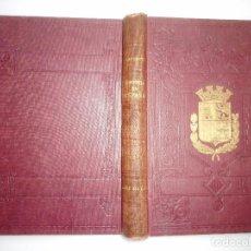Libros antiguos: DON MODESTO LAFUENTE HISTORIA GENERAL DE ESPAÑA(TOMO II)AÑOS 414 A 976 LIBRO IV Y94255. Lote 165970018