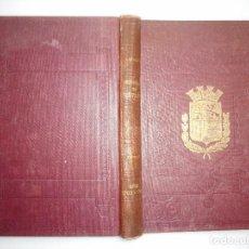 Libros antiguos: DON MODESTO LAFUENTE HISTORIA GENERAL DE ESPAÑA(TOMO XIII) AÑOS 1703 A 1749 LIBRO VI Y94263. Lote 165971402