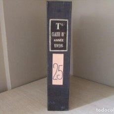 Libros antiguos: LIBRO MUESTRARIO TEXTIL (PARÍS 1926) (25) RARÍSIMO. Lote 166014358