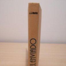 Libros antiguos: . J. BENITEZ: EL ENVIADO. Lote 166036762