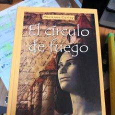 Libros antiguos: EL CÍRCULO DE FUEGO-MARIANNE CURLEY-SALAMANDRA. Lote 166093434