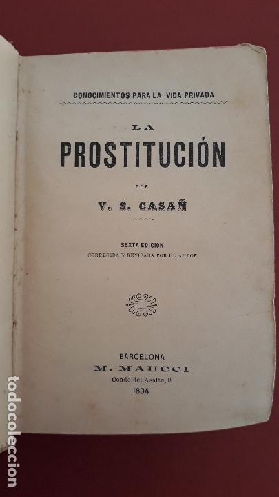 Libros antiguos: CONOCIMIENTOS PARA LA VIDA PRIVADA. V S CASAÑ, 6º EDICION 1894 - Foto 2 - 166155566