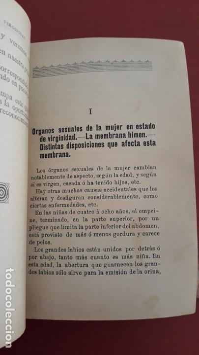 Libros antiguos: CONOCIMIENTOS PARA LA VIDA PRIVADA. V S CASAÑ, 6º EDICION 1894 - Foto 5 - 166155566