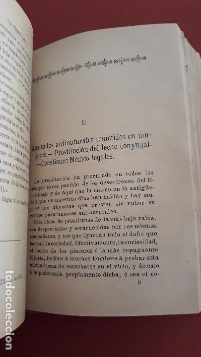 Libros antiguos: CONOCIMIENTOS PARA LA VIDA PRIVADA. V S CASAÑ, 6º EDICION 1894 - Foto 8 - 166155566