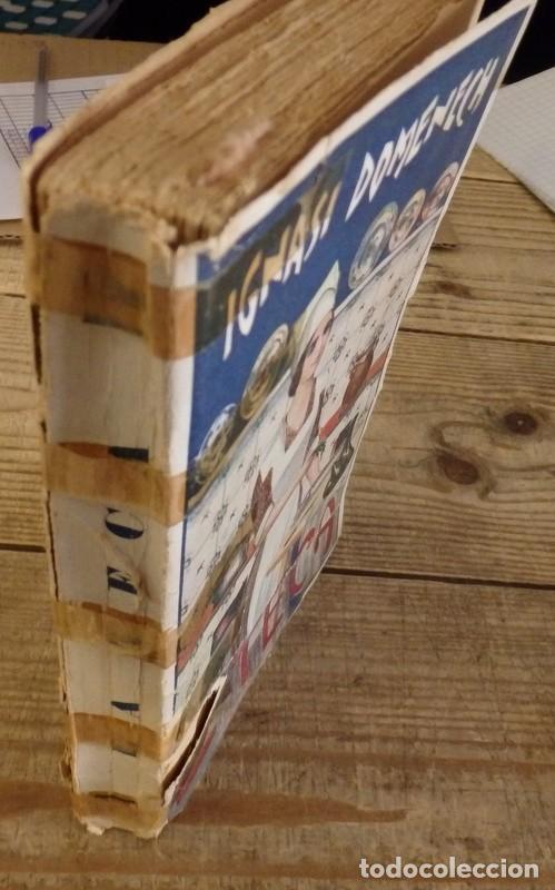 Libros antiguos: La teca Ignacio Domenech libro de cocina catalana - Foto 2 - 166167642