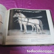 Libros antiguos: CATALOGO APAREJAR CABALLOS SILLAS DE MONTAR COLLARINES ESPUELAS AÑO 1897. Lote 166169646
