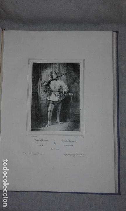 Libros antiguos: COLECCION DE GRABADOS DE ACHILLE DEVERIA - AÑO 1830 - EXCEPCIONAL. - Foto 3 - 166195642