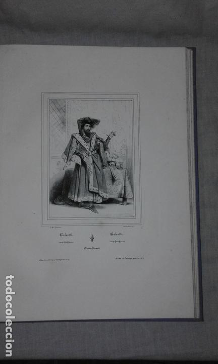 Libros antiguos: COLECCION DE GRABADOS DE ACHILLE DEVERIA - AÑO 1830 - EXCEPCIONAL. - Foto 9 - 166195642