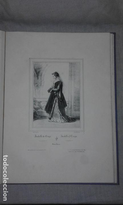 Libros antiguos: COLECCION DE GRABADOS DE ACHILLE DEVERIA - AÑO 1830 - EXCEPCIONAL. - Foto 11 - 166195642