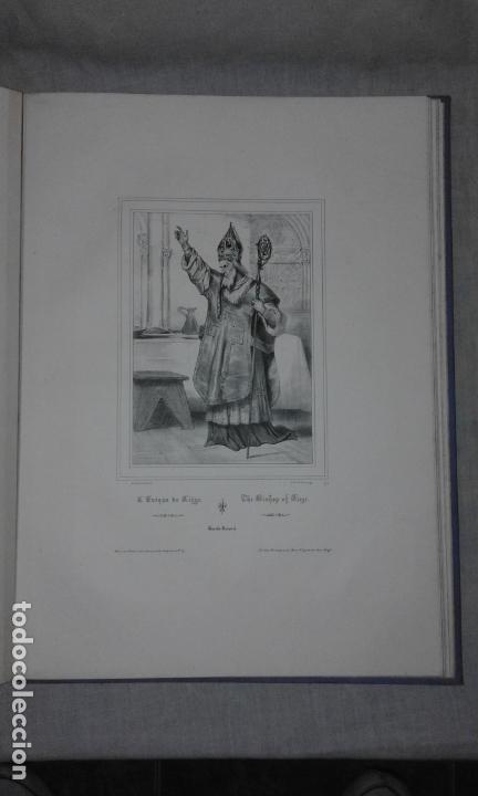 Libros antiguos: COLECCION DE GRABADOS DE ACHILLE DEVERIA - AÑO 1830 - EXCEPCIONAL. - Foto 13 - 166195642