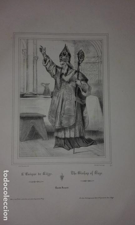 Libros antiguos: COLECCION DE GRABADOS DE ACHILLE DEVERIA - AÑO 1830 - EXCEPCIONAL. - Foto 14 - 166195642
